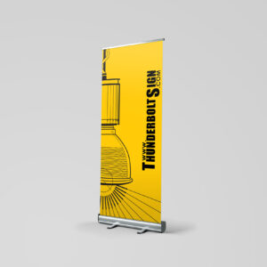 Econo Roll-up Banner