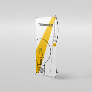 X-Stand Banner