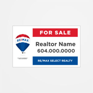 Lawn Sign -Large