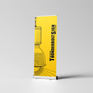 Premium Roll-up Banner