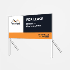 Large Sign